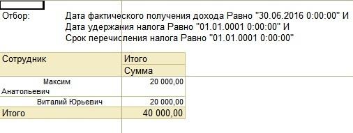 Хендерсон, целью сумма фактического получения дохода в 6-ндфл перехода