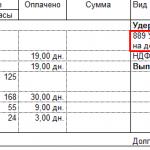 Удержание по ИЛ фикс. суммой с нулевой суммы дохода